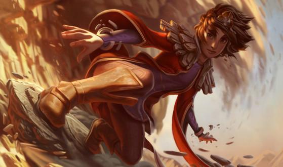 Legends of Runterra: Riot reverts Taliyah changes after 'whitewashing' backlash