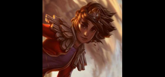 Taliyah in League of Legends - Legends of Runeterra