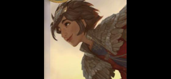 Taliyah in Legends of Runeterra - Legends of Runeterra