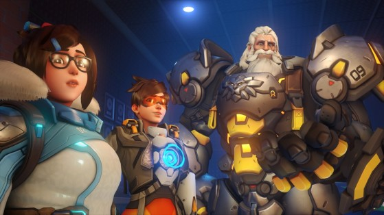 New content is coming to Overwatch in 2021