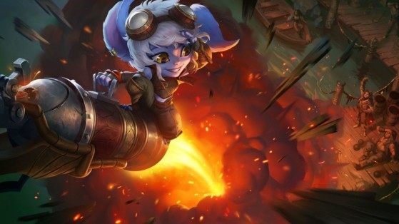 LoL Wild Rift: Tristana AD Carry Build Guide