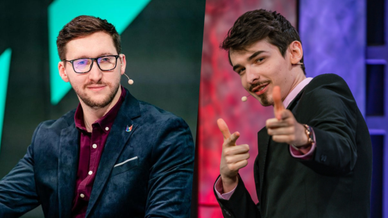 Foxdrop and Excoundrel to join the LEC broadcast for this week