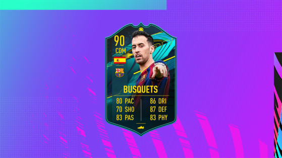 How to complete Sergio Busquets' Player Moments SBC in FUT 21