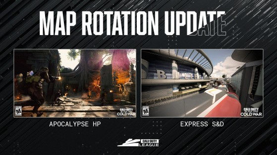 Call of Duty League adds Apocalypse and Express into Stage 2 map pool