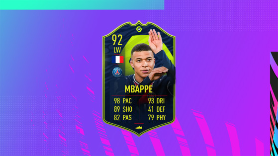 How to complete Kylian Mbappe's February POTM SBC in FUT 21
