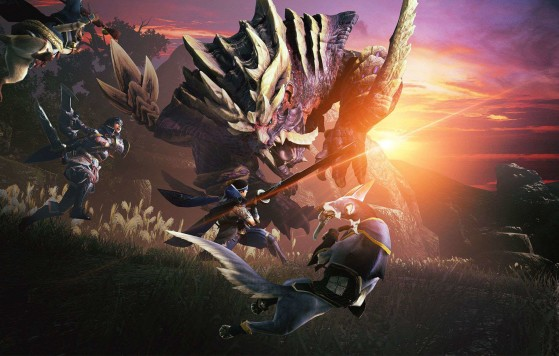 Monster Hunter Rise shipped 4 million units in only three days