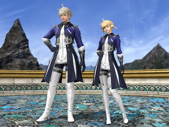 FFXIV New Optional Items: Brand New Alphinaud's Attire & More