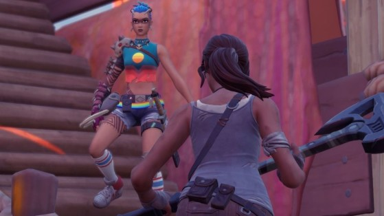 Fortnite Season 6 Spire Quest: Find Tarana