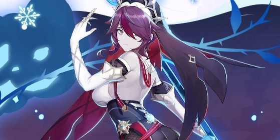 Genshin Impact shows off a new Rosaria gameplay trailer