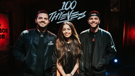 100 Thieves names Valkyrae and CouRage as Co-Owners