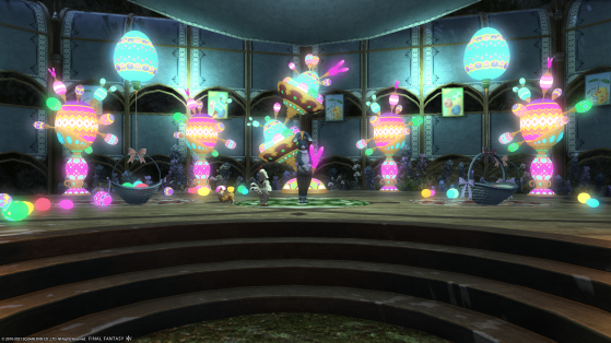 FFXIV Hatching-Tide 2021 Guide, Rewards and Seasonal Shop