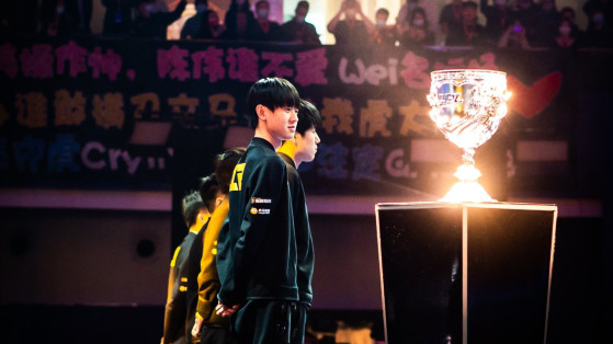 RNG takes down FPX to win LPL Spring Split Championship