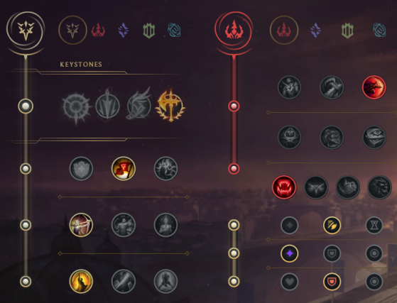 This is Gwen's best rune combination - League of Legends