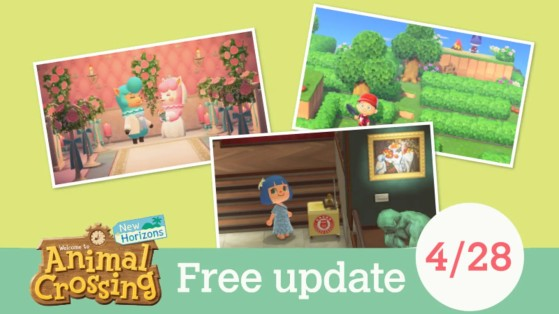 Animal Crossing: New Horizon's receives new content and events with May's free update