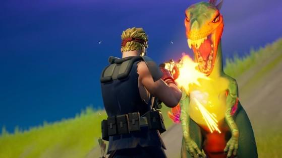 Fortnite Season 6 Challenge: Hunt Predators