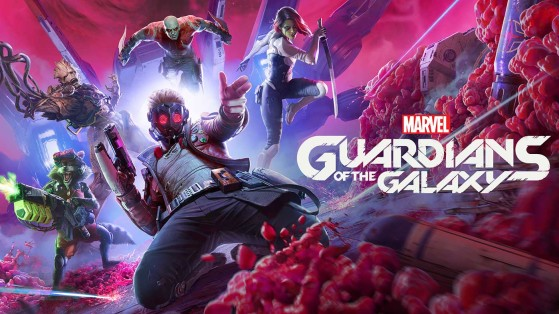 A Guardians of the Galaxy game was revealed during Square Enix Presents