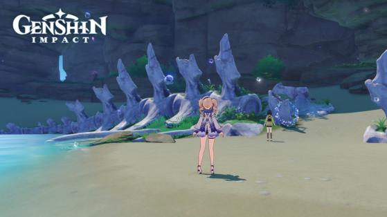 Genshin Impact: Lonely Sea Creature Quest Guide