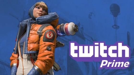 Apex Legends: Twitch Prime, Season 2, rewards