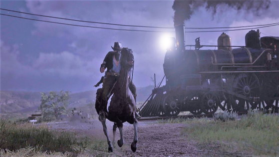 Red Dead Redemption 2: Vehicles