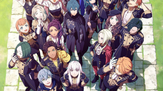 Fire Emblem Three Houses: tier list, best students