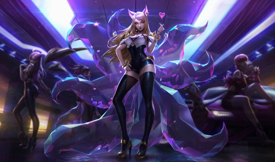 Lol Champions That Have 10 Or More Skins Millenium