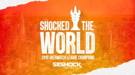 San Francisco Shock takes the Overwatch League 2019 title!