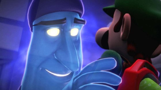 Luigi's Mansion 3 Walkthrough: Paranormal Productions, Floor 8