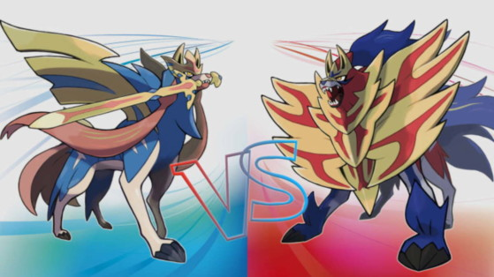 Pokémon Sword, Pokémon Shield: The main differences between the two versions