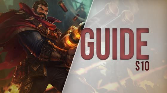 Guide, Build LoL Graves, Jungle, S10