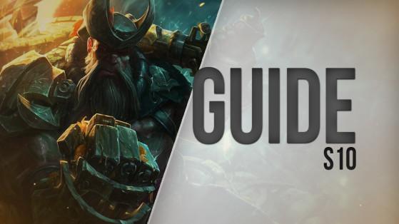 Guide, Build LoL Gangplank, Top, S10