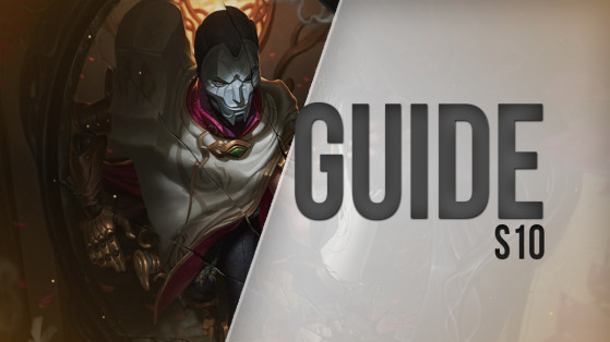 Guide LoL Jhin, ADC, S10