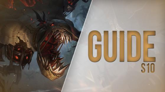 LoL Guide, Build: Fiddlesticks Jungle, S10