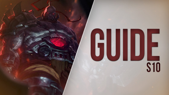 LoL Guide: Sion Support, S10