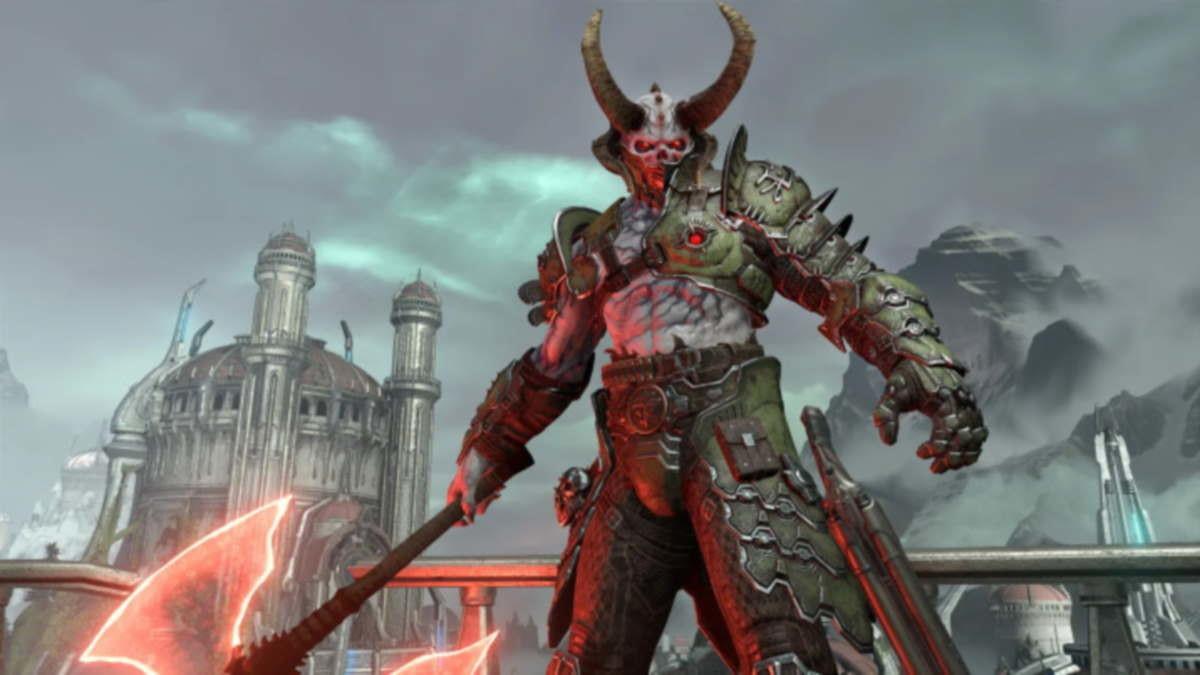 Doom Eternal Walkthrough How To Defeat The Marauder Millenium