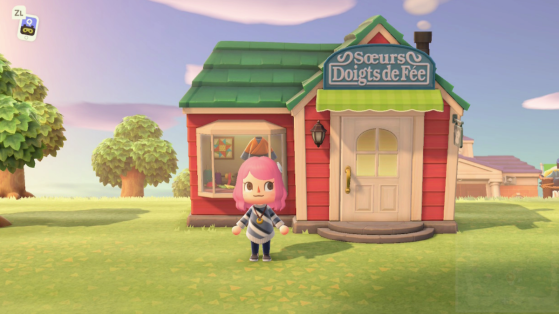 Animal Crossing: New Horizons: How to unlock the Able Sisters' tailor store