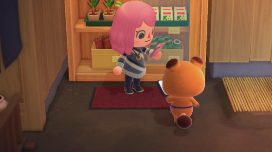 Animal Crossing: New Horizons: How to change your phone case