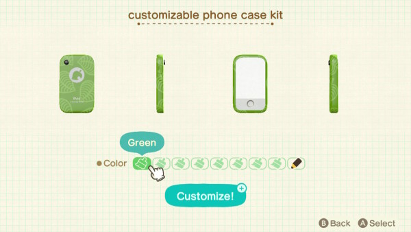Animal Crossing New Horizons How To Change Your Phone Case