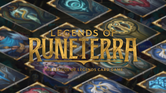 LoR Legends of Runeterra: All Rising Tides cards sorted by Region