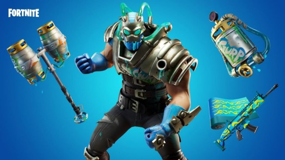What's in the Fortnite Item Shop today? Big Chuggus is back on May 28