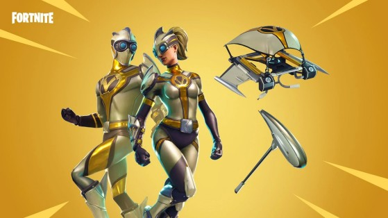 What's in the Fortnite Item Shop today? Ventura & Venturion are back on May 29