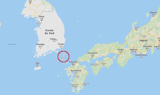 Tsushima Island - Ghost of Tsushima