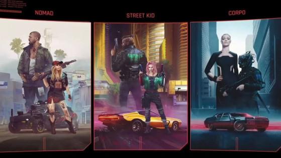 Cyberpunk 2077: Lifepaths Guide