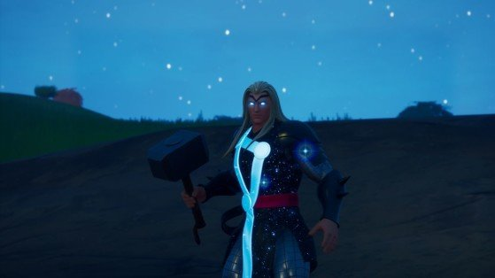 Fortnite: Thor's Hammer, Mjolnir's Awakening Challenge