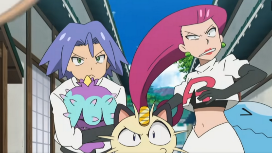 Pokémon GO: Jessie and James will leave the game on september