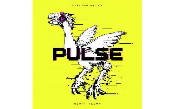 FFXIV Pulse Remix Album cover - Final Fantasy XIV
