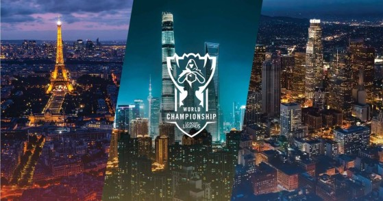 League of Legends: Worlds 2020 Main Event Groups Drawn