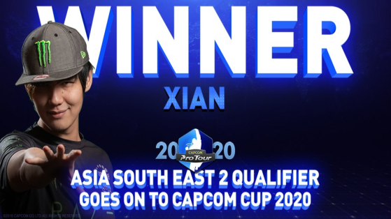 Capcom Pro Tour Online: South East Asia 2 tournament information