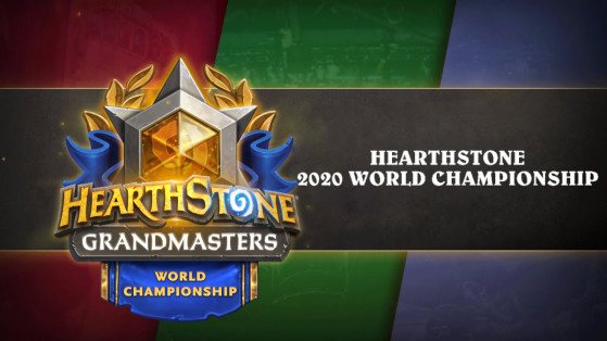 The Hearthstone World Championship 2020 will be held online from December 12th to 14th