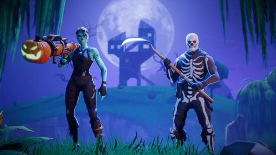 Fortnite: The best horror-themed Creative maps for Halloween