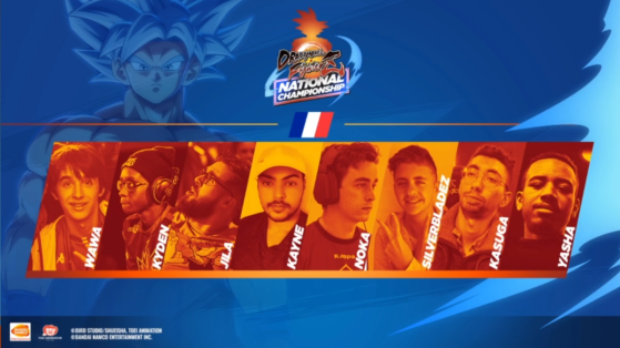 All you need to know about Dragon Ball FighterZ National Championship France